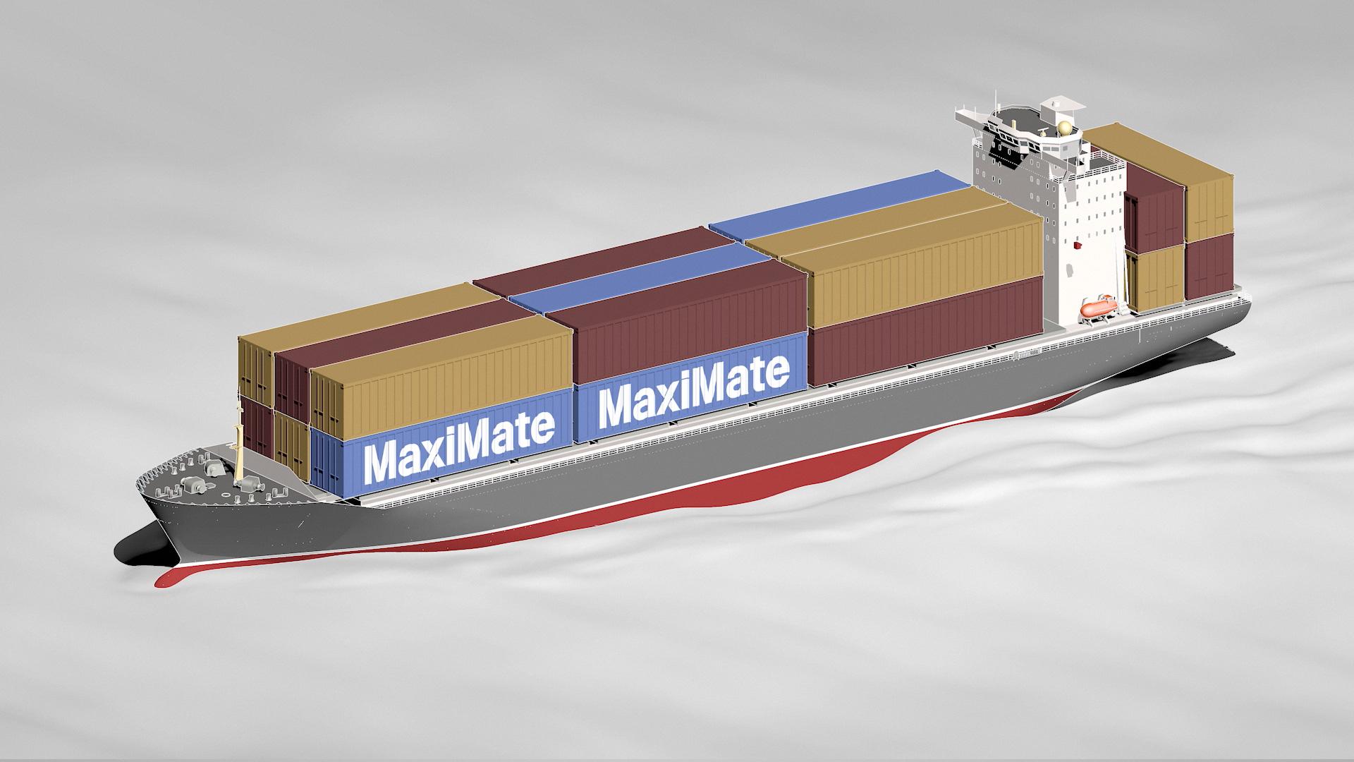 LoadMate & MaxiMate – 3D animatie