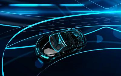 Audi Tron – 3D renders