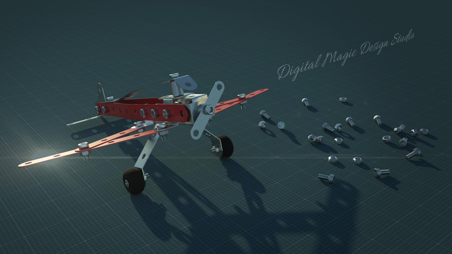 Lift off – 3D animatie